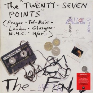The Fall - The Twenty-Seven Points: Live 92-95 (Live)