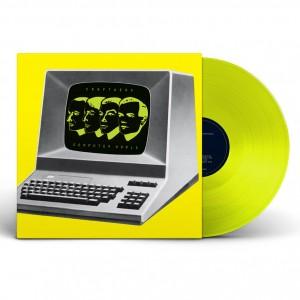 Image of Kraftwerk - Computer World - Coloured Vinyl Reissue