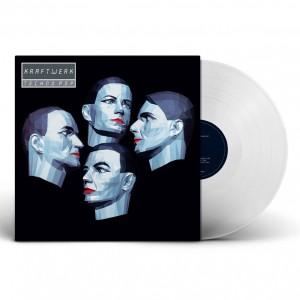 Image of Kraftwerk - Techno Pop - Coloured Vinyl Reissue