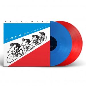 Image of Kraftwerk - Tour De France - Coloured Vinyl Reissue