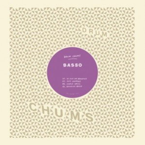 Image of Basso - Drum Chums Vol. 1