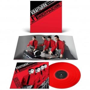 Image of Kraftwerk - Die Mensch-Maschine - German Coloured Vinyl Reissue