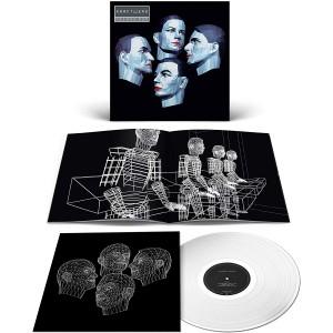 Image of Kraftwerk - Techno Pop - German Coloured Vinyl Reissue