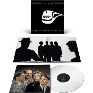 Image of Kraftwerk - Trans Europa Express - German Coloured Vinyl Reissue