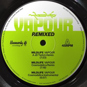Image of Mildlife - Vapour: Remixed