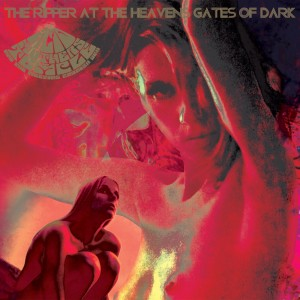 Image of Acid Mothers Temple & The Melting Paraiso U.F.O - 'The Ripper At The Heaven's Gates Of Dark - Transparent Blue Vinyl