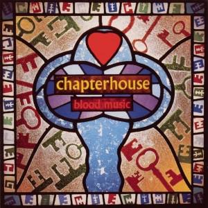 Image of Chapterhouse - Blood Music - Coloured Vinyl Reissue