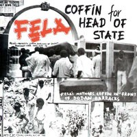 Image of Fela Kuti - Coffin For The Head Of State / Unknown Soldier