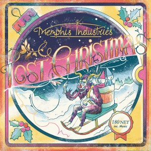 Image of Various Artists - Lost Christmas: A Memphis Industries Festive Selection Box