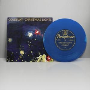 Image of Coldplay - Christmas Lights