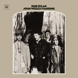 Image of Bob Dylan - John Wesley Harding - 2021 Coloured Vinyl Edition