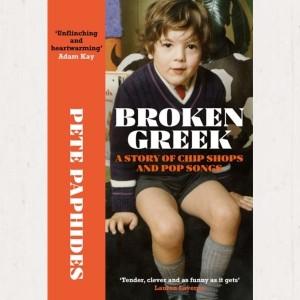 Image of Pete Paphides - Broken Greek