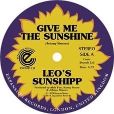 Image of Leo's Sunshipp - Give Me The Sunshine / I'm Back For More