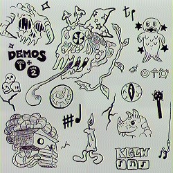 Image of King Gizzard & The Lizard Wizard - Demos Volumes 1 & 2