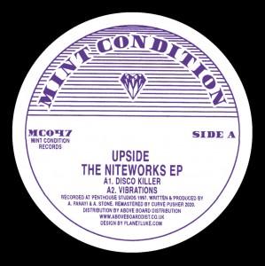 Image of Upside - The Niteworks EP