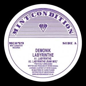 Image of Demonik - Labyrinthe