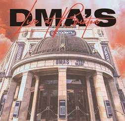 DMA's - Live At Brixton - Signed Art Card Edition
