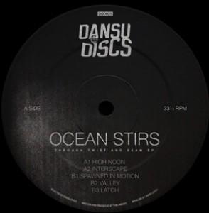 Ocean Stirs - Through Twist And Seam EP