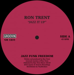 Image of Ron Trent - Jazz It Up