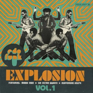 Various Artists - Edo Funk Explosion Vol. 1