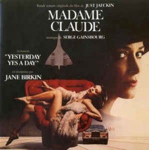 Image of Serge Gainsbourg - OST Madame Claude - Vinyl Reissue