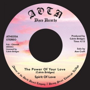 Image of Spirit Of Love - The Power Of Your Love