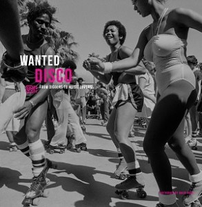 Image of Various Artists - Wanted: Disco