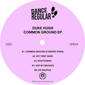 Image of Duke Hugh - Common Ground EP