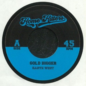Image of Kanye West / Snoop Dogg - Gold Digger / Drop It Like It's Hot