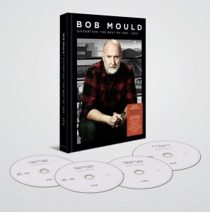 Image of Bob Mould - Distortion: The Best Of 1989-2019 (CD Box Set)