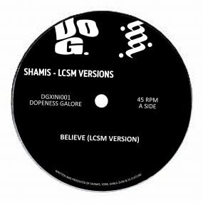 Image of LCSM & Shamis - Believe