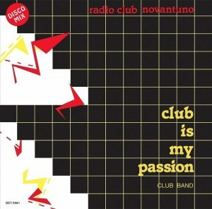 Club Band - Club Is My Passion