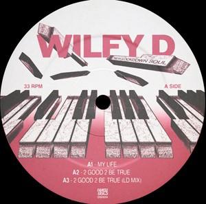 Wilfy D - New Lockdown Soul EP