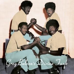Image of Various Artists - Greg Belson's Divine Funk