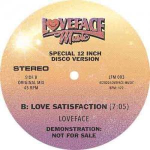 Loveface - De-Mixes Vol 3