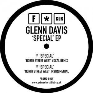 Glenn Davis - Special EP - Inc. North Street Remix