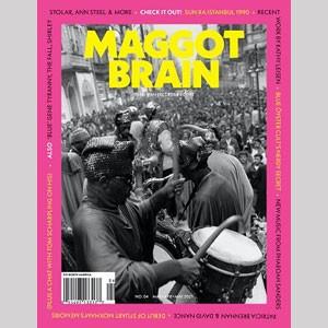 Image of Third Man Books Present - Maggot Brain (Issue #4)