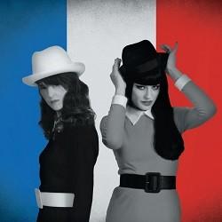 Image of April March & Olivia Jean - Palladium