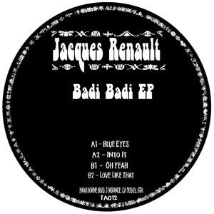 Jacques Renault - Badi Badi EP EP