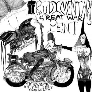 Image of Rudimentary Peni - Great War