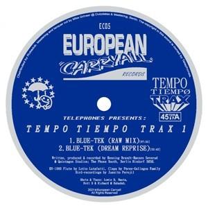 Telephones - Tempo Tiempo Trax 1