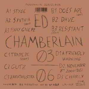 Ed Chamberlain - 03/06