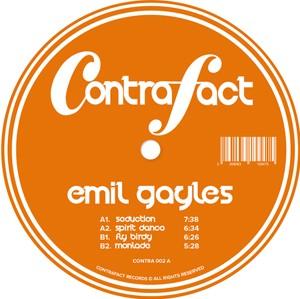 Emil Gayles - Fly Birdy