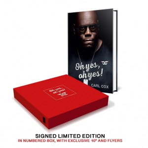 Image of Carl Cox - Oh Yes, Oh Yes - Special Edition Box Set