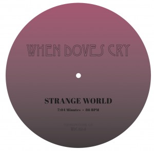 Various Artists - Strange World / Purple Desire