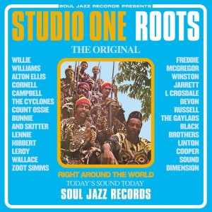 Various Artists - Soul Jazz Records Presents Studio One Roots - 20th Anniversary Edition