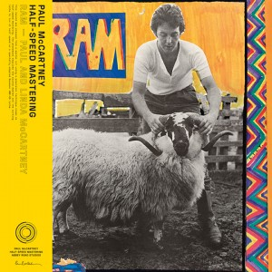 Paul And Linda McCartney - Rams (50th Anniversary Half-Speed Master Edition)