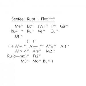 Image of Seefeel - Rupt & Flex