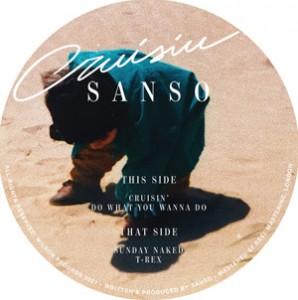 Image of Sanso - Cruisin EP