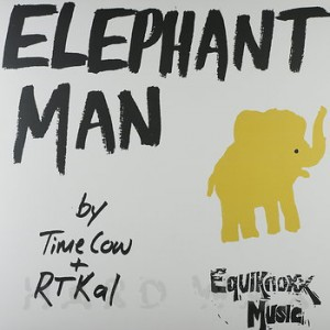 Image of Equiknoxx Feat Rtkal - Elephant Man